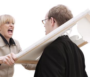 الخلافات الزوجية سبب لزيادة الوزن