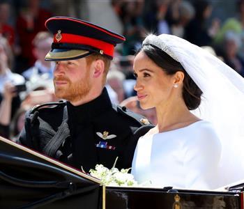 نجوم الفن والرياضة يشاركون أمراء بريطانيا في الزفاف الملكي