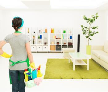 افكار لترتيب واستغلال المساحات الصغيرة في البيت