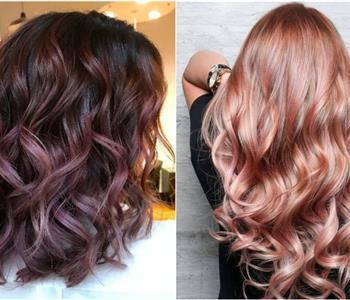 موضة ألوان شعر 2018 البنفسجي وألوان الباستيل يتربعوا على العرش