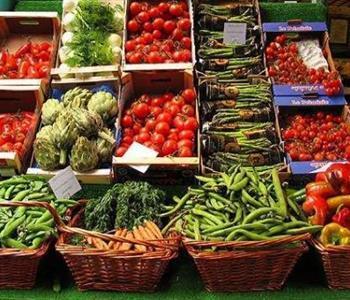 اسعار الخضروات والفاكهة واللحوم والدواجن اليوم 23 أبريل 2018