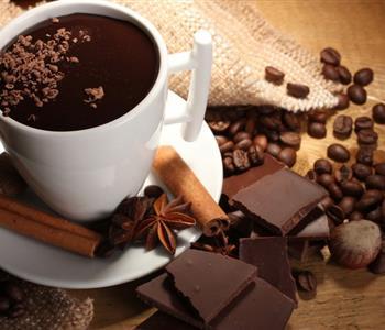 طريقة عمل مشروب الشوكولاتة الساخنة