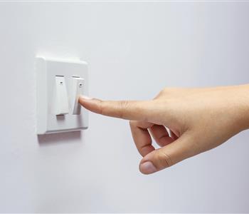 وفري استهلاك الكهربا في البيت