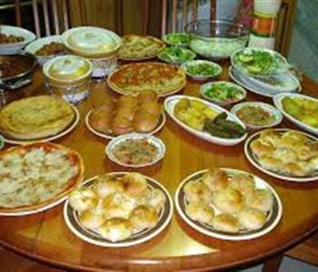 منيو_لهلوبة.. سفرتك 16 رمضان