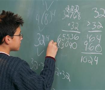 طرق تسهل دراسة الرياضيات لطفلك