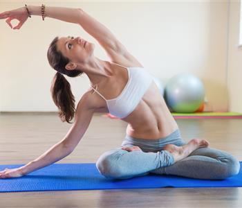 فوائد اليوجا للصحة والرشاقة